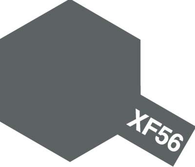 タミヤ タミヤカラーアクリルミニ XF-56 メタリックグレイ 81756