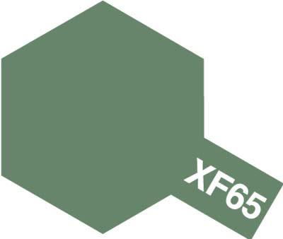 タミヤ タミヤカラーアクリルミニ  XF-65 フィールドグレイ 81765