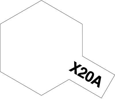 タミヤ アクリルミニ X-20A 溶剤  81520