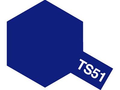 タミヤ TS-51 レーシングブルー  85051