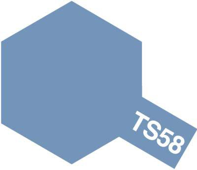 タミヤ TS-58 パールライトブルー  85058