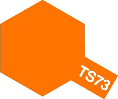 タミヤ TS-73 クリヤーオレンジ  85073