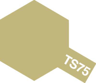 タミヤ TS-75 シャンパンゴールド  85075