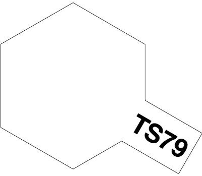 タミヤ TS-79 セミグロスクリヤー  85079