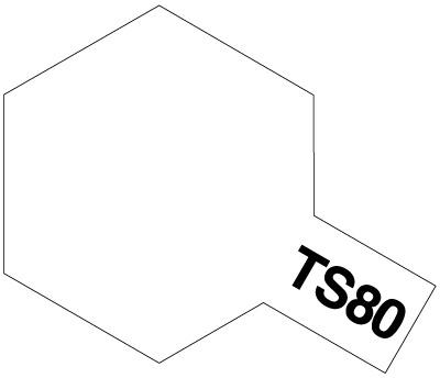 タミヤ TS-80 フラットクリヤー  85080