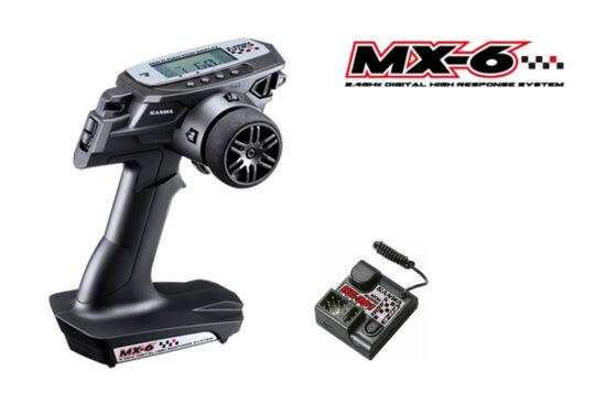 サンワ MX-6 PC/プライマリーコンポーネント RX-391 101A32501A