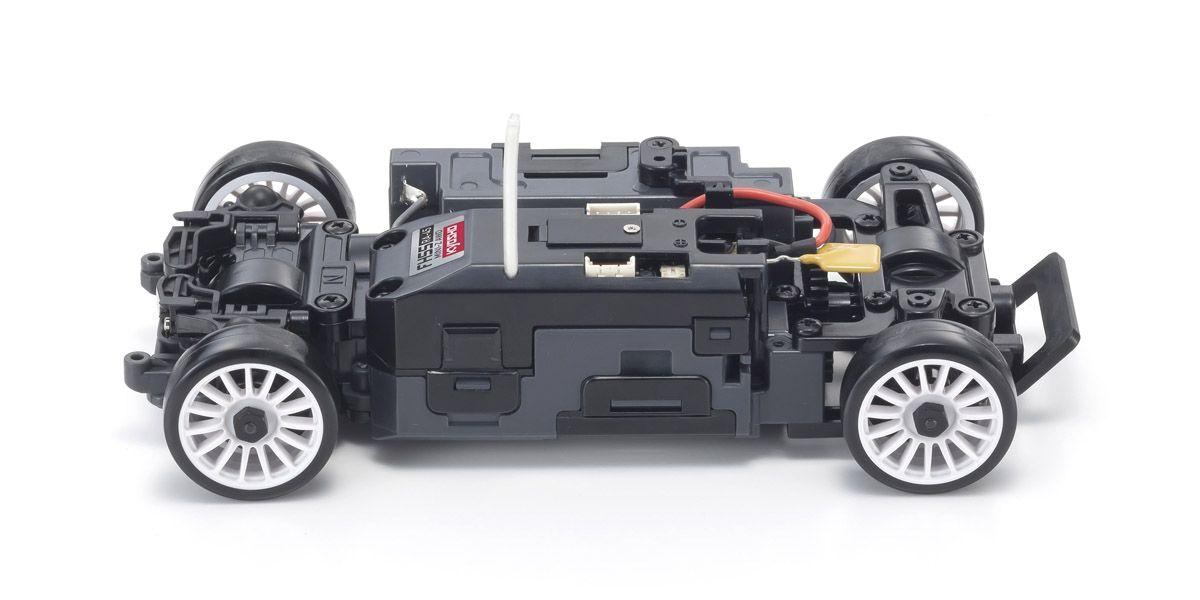 京商 ミニッツAWD トヨタ スプリンター トレノ AE86 GTV ホワイト 32623GTV