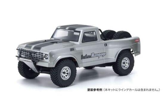京商 1/10スケール 電動ラジオコントロール 2WDトラック 2RSAシリーズ アウトローランページプロ 34362