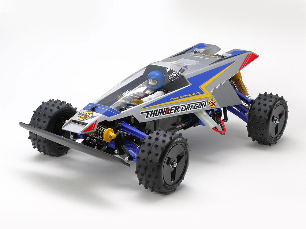 タミヤ 1/10RC サンダードラゴン (2021) 47458