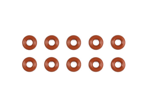タミヤ SP.597 ダンパーOリング赤(10個セット) 50597