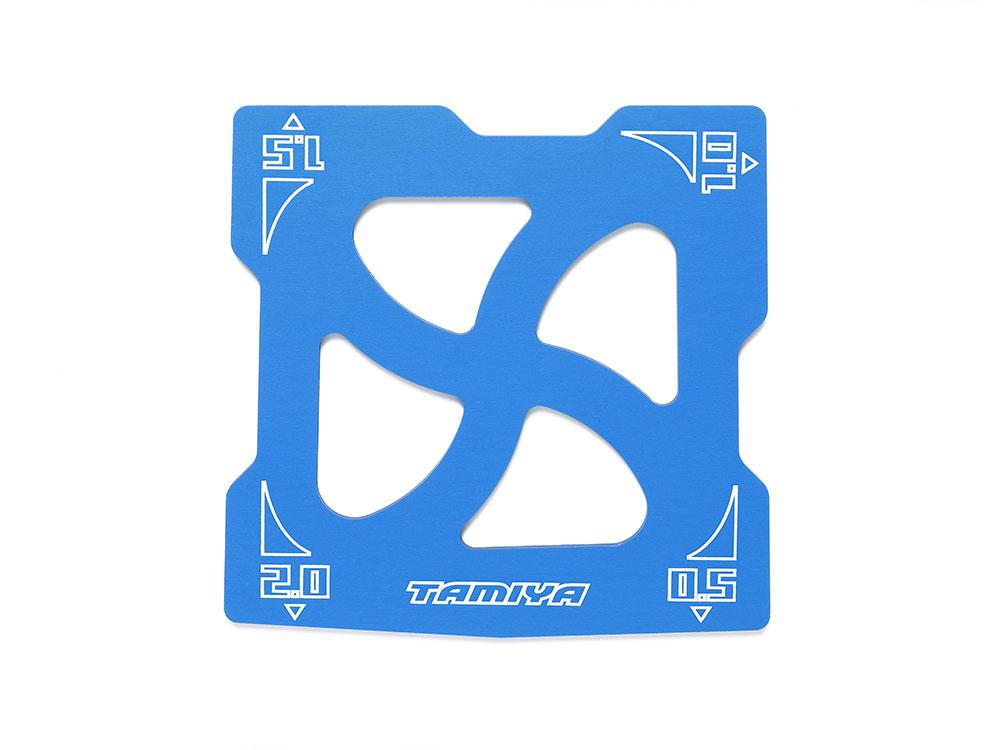 タミヤ OP.861 ツーリングカー キャンバーゲージ 53861