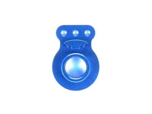 タミヤ OP.1369 ハイトルクサーボセイバー用アルミホーン (RM-01)  54369