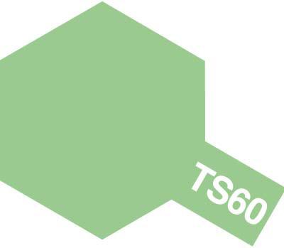 タミヤ TS-60 パールグリーン 85060  (旧商品)