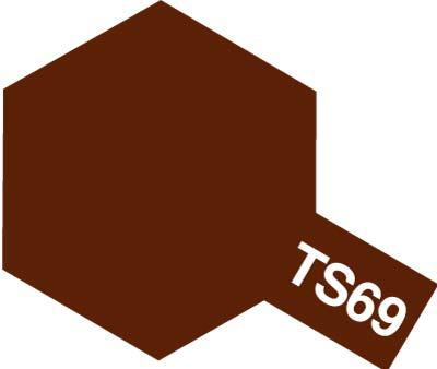 タミヤ TS-69 リノリウム甲板色 85069  (旧商品)