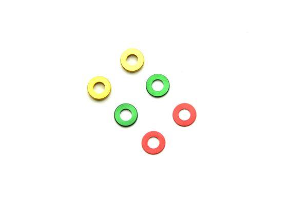 京商 SP ロングキングピンボール用カラーセット (MR-03)  MZW412-1