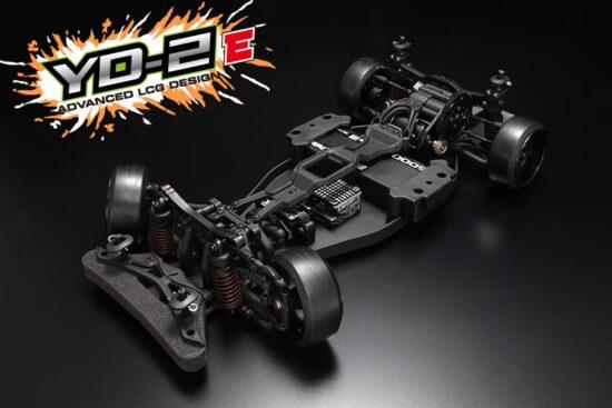 ヨコモ RWD ドリフトカー YD-2 E DP-YD2