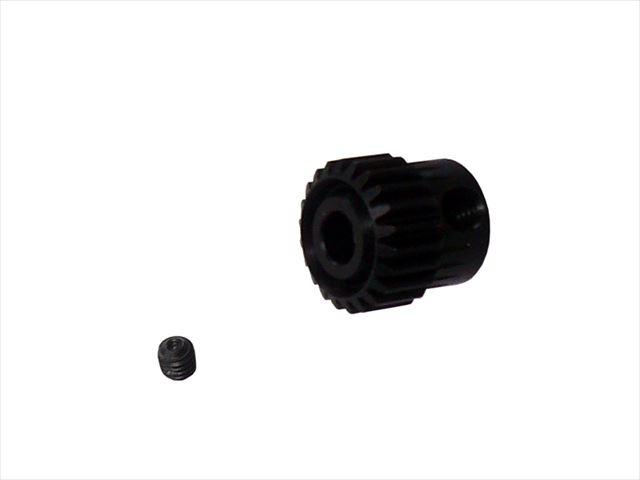 スクエア 64P ハードスチールピニオンギア 21T 64P hard steel pinion gear 21T SGE-621