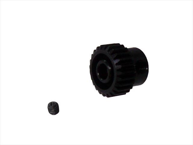 スクエア 64P ハードスチールピニオンギア 24T 64P hard steel pinion gear 24T SGE-624
