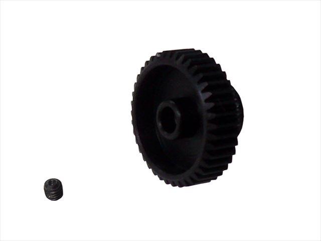 スクエア 64P ハードスチールピニオンギア 40T 64P hard steel pinion gear 40T SGE-640
