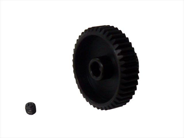 スクエア 64P ハードスチールピニオンギア 43T 64P hard steel pinion gear 43T SGE-643