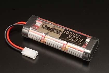 ヨコモ 3900mAh ストレート パックバッテリー yb-s392b
