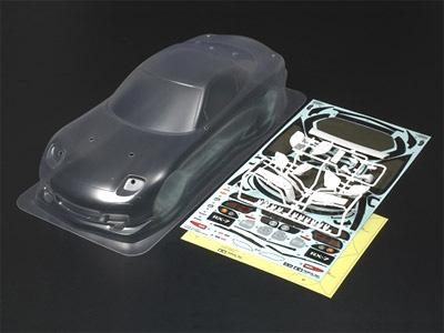 タミヤ SP.1270 1/10RC マツダ RX-7 スペアボディセット 51270