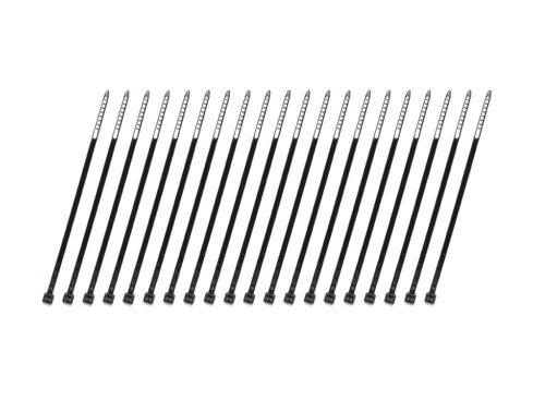 タミヤ SP.1651 ナイロンバンド小 (黒・20本) 51651
