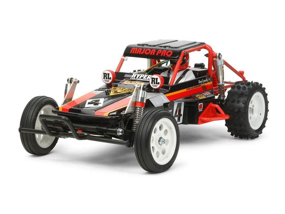 タミヤ 1/10RCレーシングバギー ワイルドワンオフローダー 58525