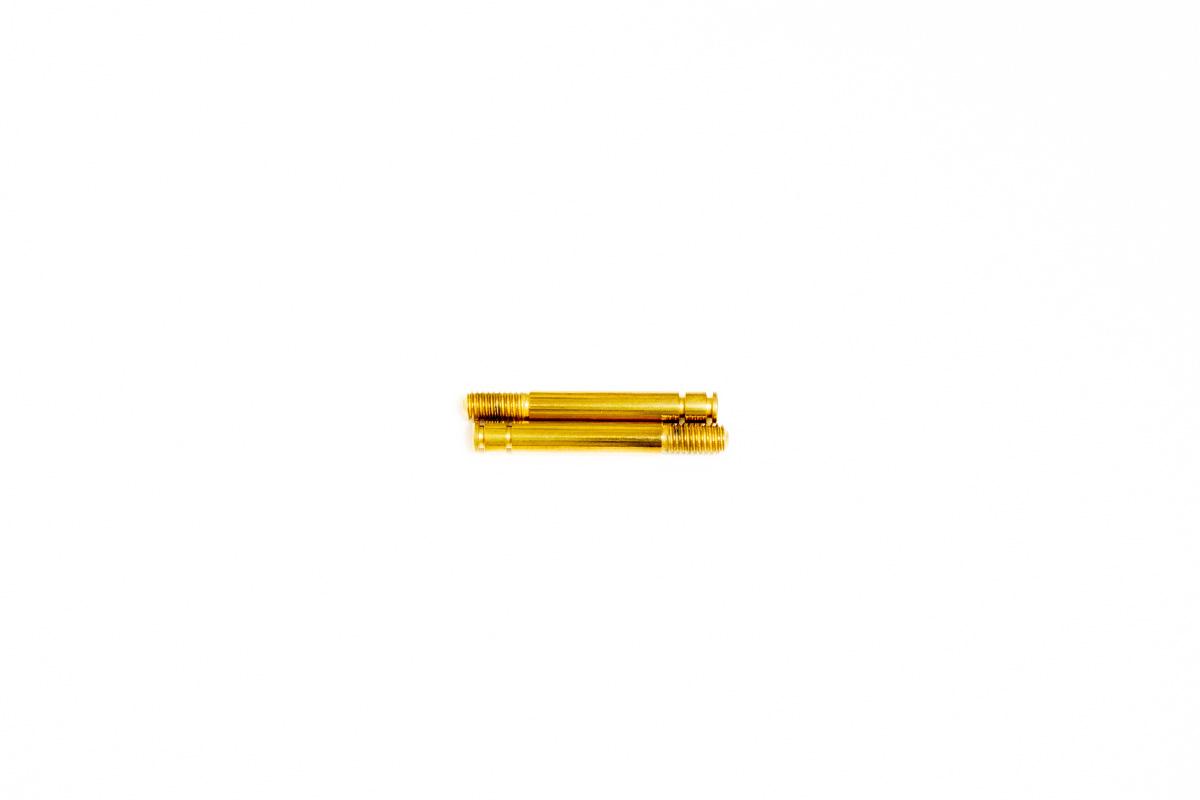 タミヤ 3x23mm ダンパーシャフト(チタンコート)(2個) カスタマーサービスパーツ 19804946-000