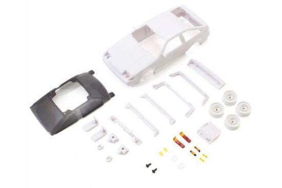 京商 トヨタ スプリンタートレノ AE86 GTV ホワイトボディセット MZN204